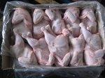 Россия забраковала украинское мясо птицы из-за бактерий