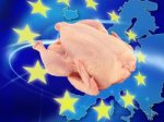 Украина будет наращивать объемы экспорта курятины в ЕС