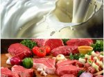 Россельхознадзор и Роспотребнадзор поделят молоко и мясо