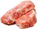 Минск ввел ограничение на ввоз свинины из Украины