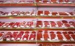 Россия снизила импорт мяса на 27% с начала года