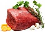 Средняя цена в мае на говядину составила 371,95 руб./кг
