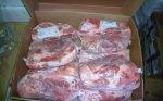 Рост цен на мясо стал причиной появления контрабандистов, специализирующихся на перевозке сырой свинины