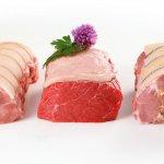 За пять месяцев свинина в Беларуси по ценам сравнялась с говядиной