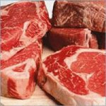 Импорт мяса в Россию упал более чем на треть