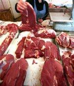 Россия: Калужские производители снизили цены на говядину и свинину