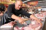 Китайский импорт свинины упал на 3%, сменив тенденцию предыдущих четырех лет