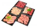 За год в Калининграде на 97,3% упало производство мясных полуфабрикатов