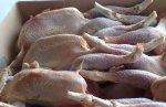 Почти 40% мяса птицы Россия экспортировала в Казахстан