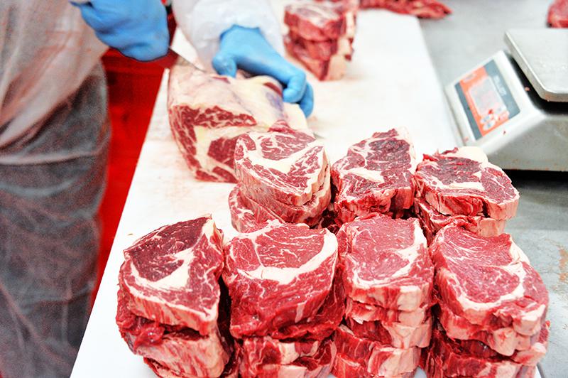 Курская область - пятая в России и четвёртая в ЦФО по производству мяса