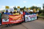 В ЮАР прошли протесты птицеводов из-за европейского импорта