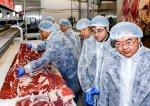 Китайские мясопромышленники подпишут с белорусами рамочный договор по первым поставкам говядины в Китай