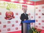 В «Экспоцентре» стартовала 25-я юбилейная выставка «Продэкспо-2018»